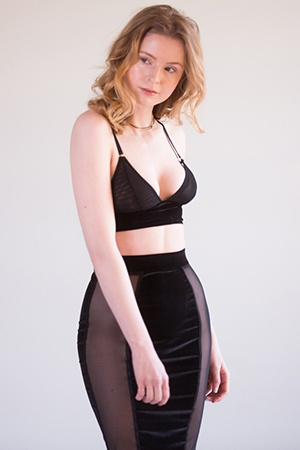 Kaitlyn Pencil Skirt