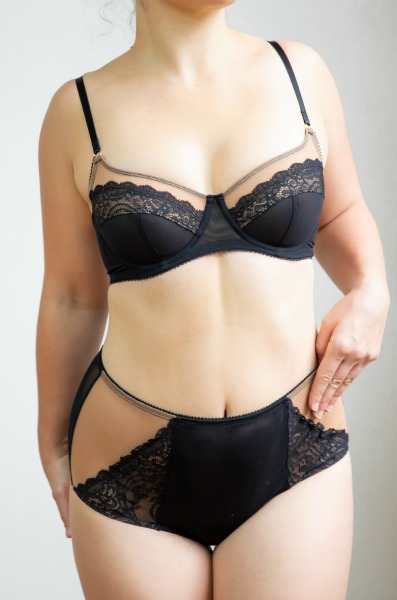 The Garment Balconette Bra